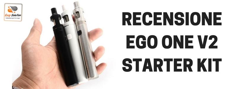 Recensione Joyetech Ego One V2 Kit