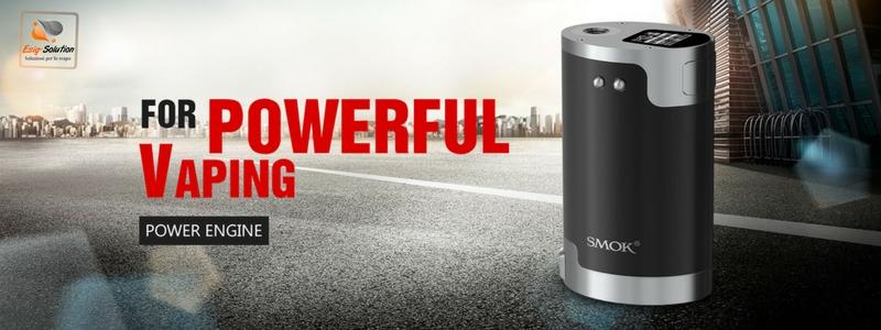 Smok Power Engine Per chi non conosce limiti!