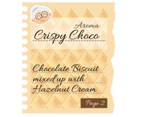 Aromi Granny Rita Crispy Choco