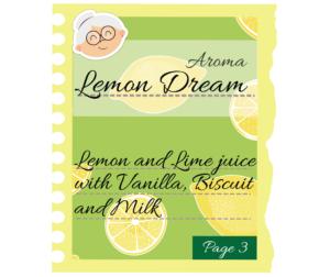 Aromi Granny Rita Lemon Dream