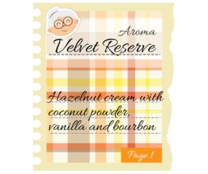 Aromi Granny Rita Velvet Reserve