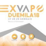 EXVAPO 2018: la fiera ci sarà… e sarà doppia!