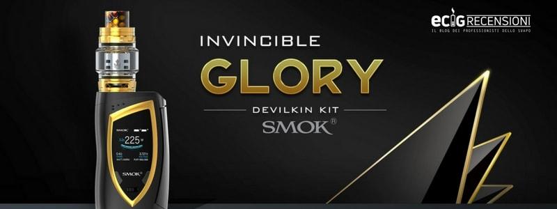 Recensione: Smok Devilkin Kit, invincible glory