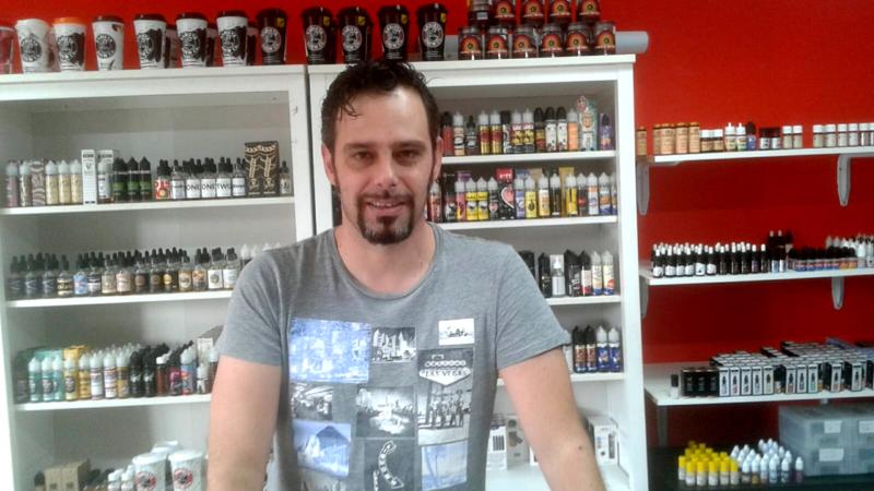 Intervista a Svapolandia di Maurizio Del Gaudio
