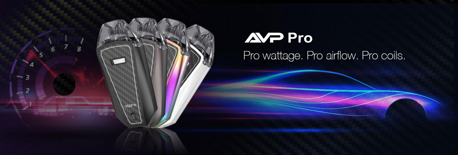 AVP Pro Kit, batteria più grande e design rinnovato (Anteprima)
