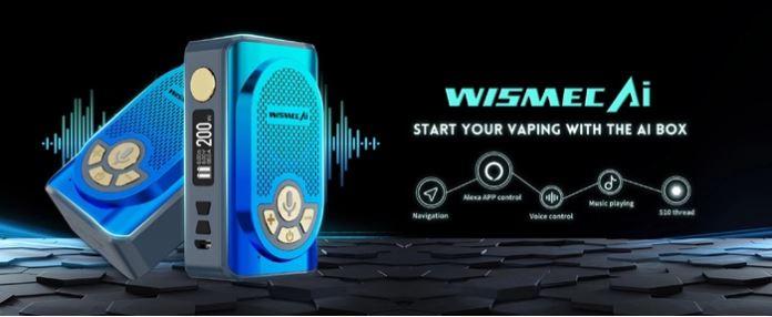 AI Box, il dispositivo Wismec che si collega con Alexa