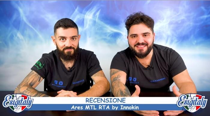 Video Recensione Ares MTL RTA