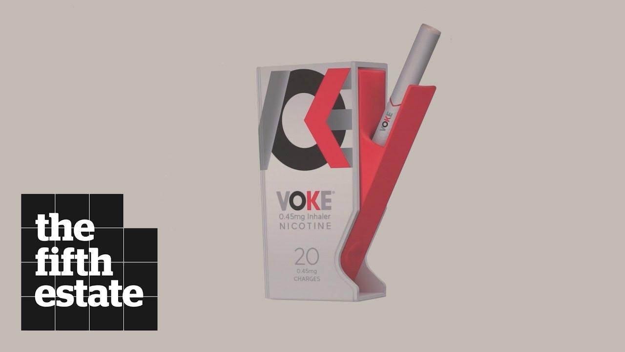 """Voke, la prima """"sigaretta"""" approvata dal punto di vista medico?"""
