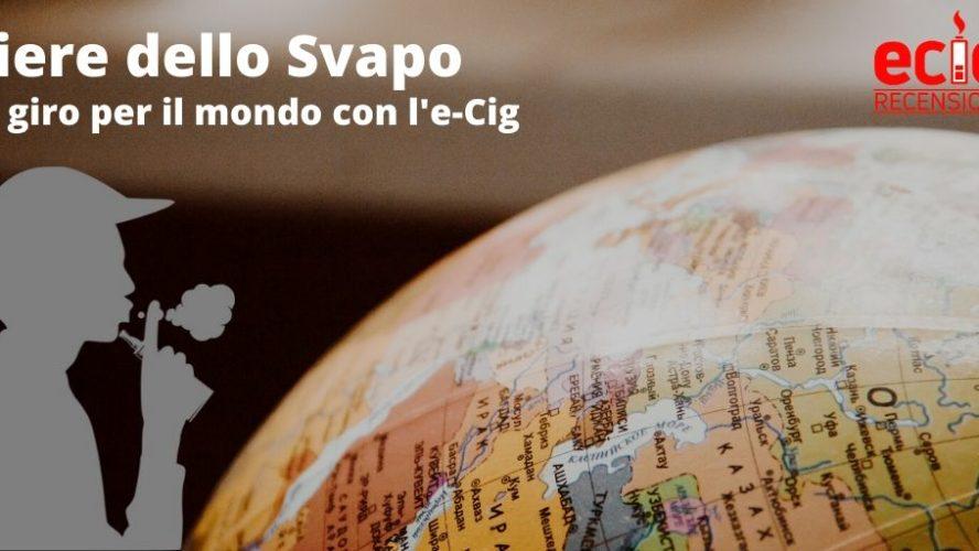 Fiere dello Svapo 2020: in giro per il mondo con la sigaretta elettronica