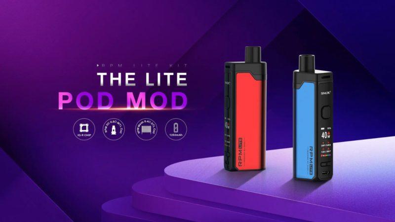 RPM Lite Kit By Smok (Anteprima)