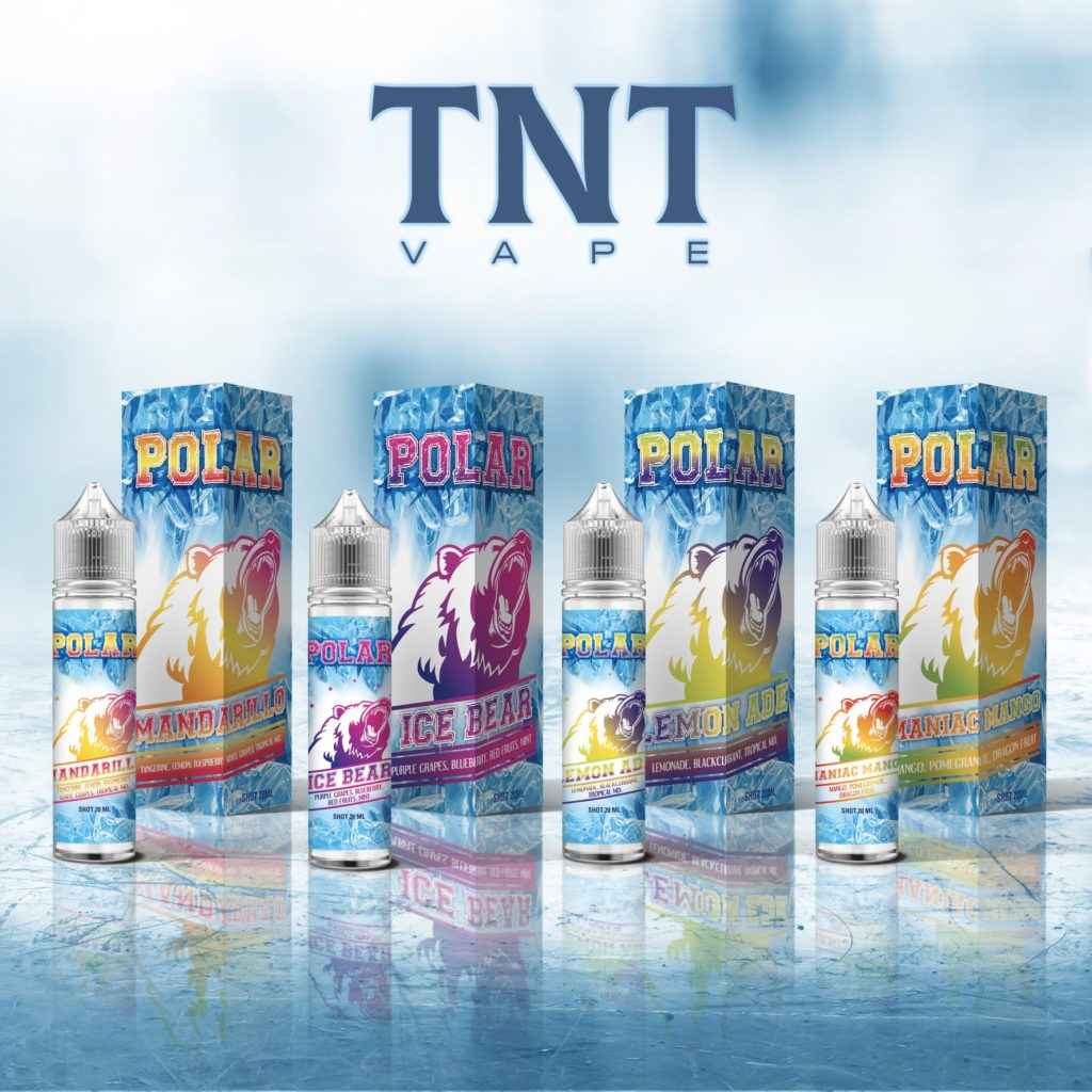 tnt vape polar