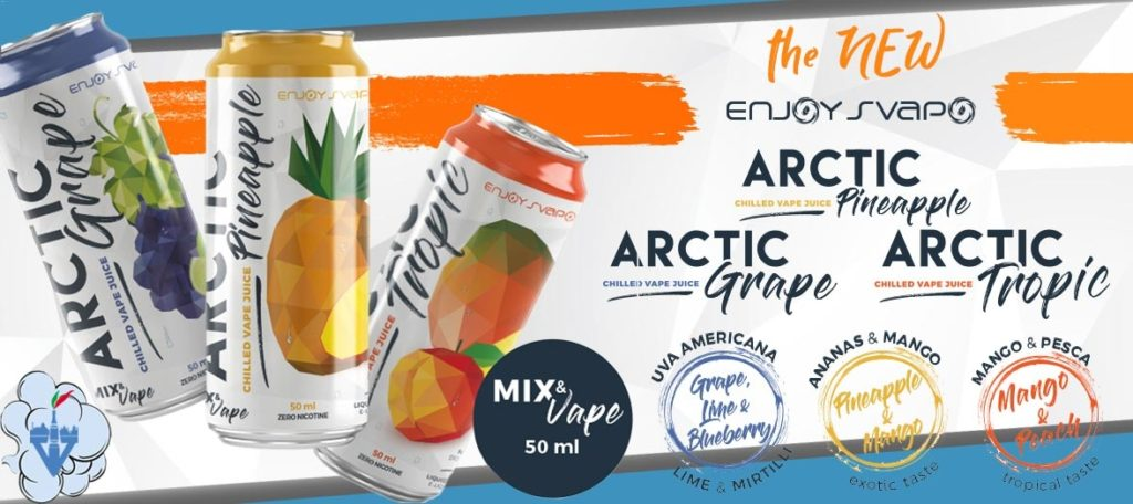 arctic enjoysvapo