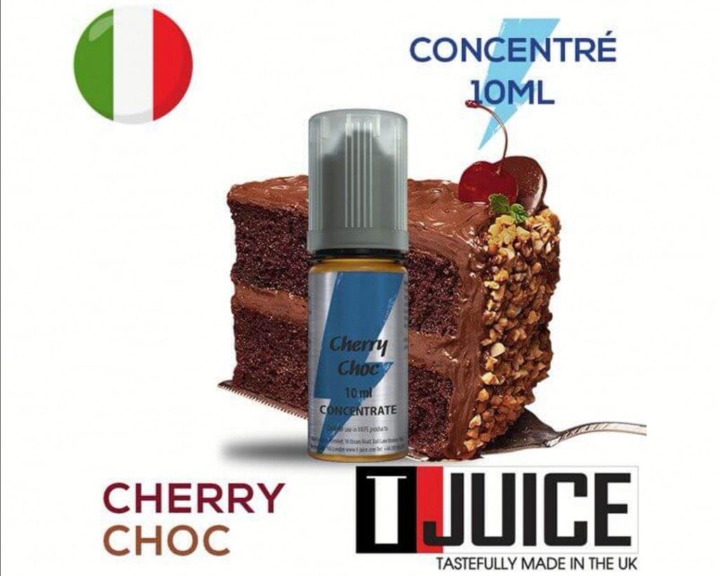 CHERRY CHOC T-JUICE