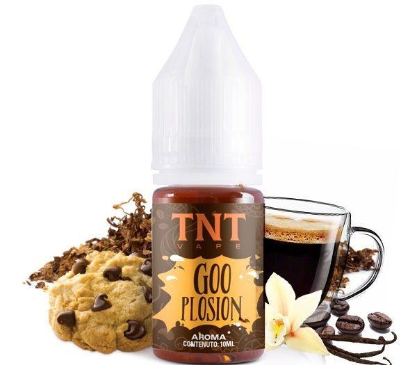 go plosion tnt vape tabaccosi aromatizzati