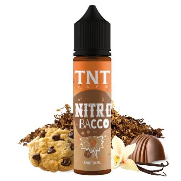 nitro bacco tnt vape tabaccosi aromatizzati