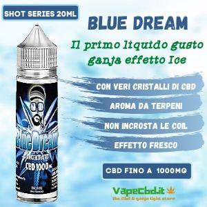 BLUE DREAM: GANJA FRESCH CBD