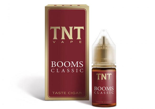 booms classic tabaccosi aromatizzati