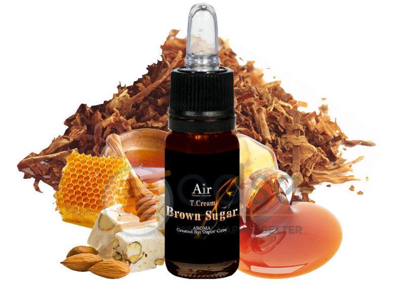 brown sugar vapor cave