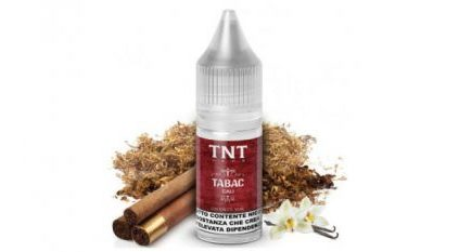 cali' tnt vape tabaccosi aromatizzati