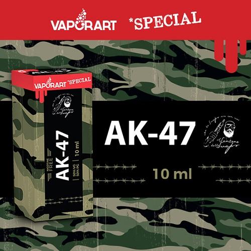 AK 47 VAPORART tabaccosi aromatizzati