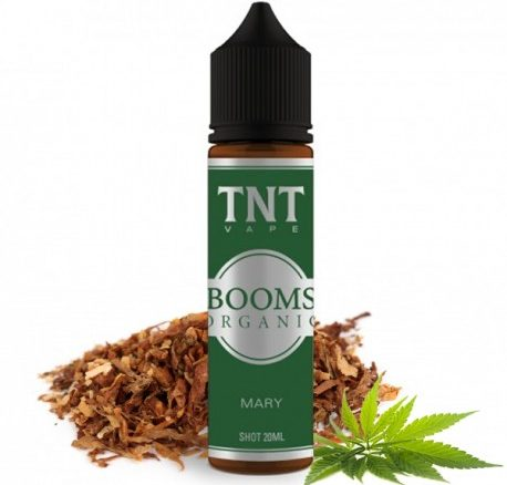 booms mary tabaccosi aromatizzati