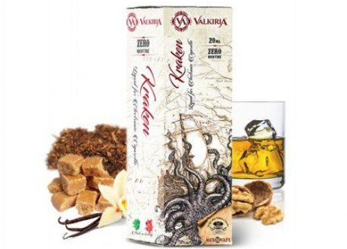 kraken valkiria tabaccosi aromatizzati
