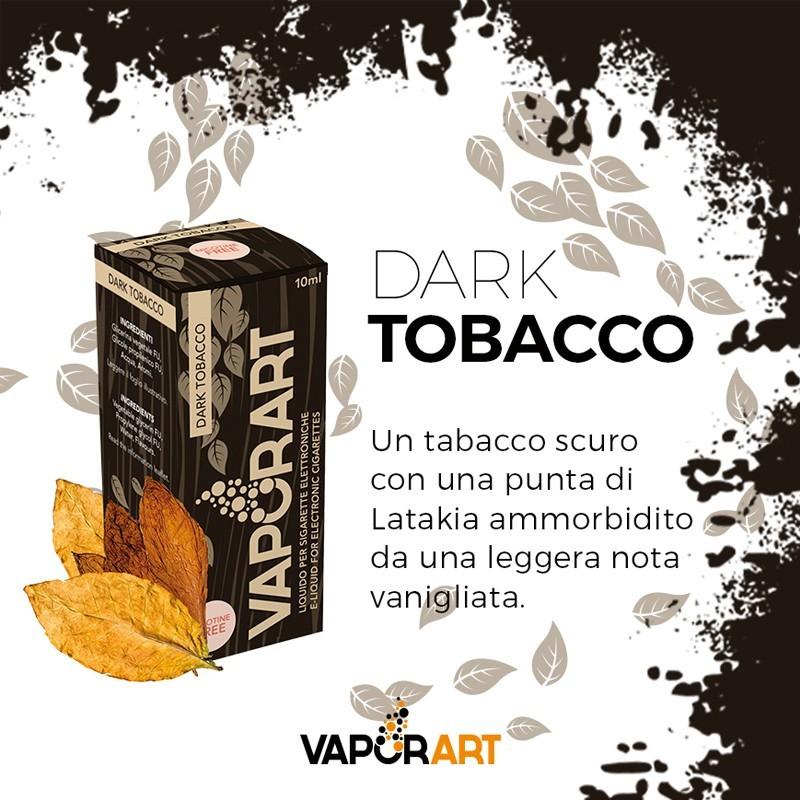 DARK TOBACCO VAPORART tabaccosi aromatizzati
