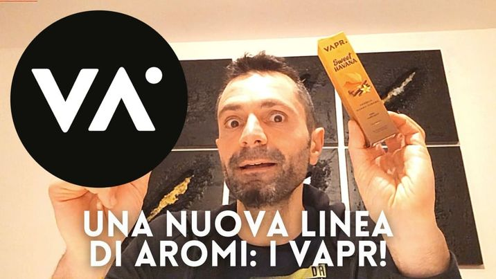 Video Recensione Aromi Shot Series Vapr